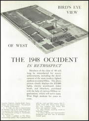 Page 7, 1948 Edition, West High School - Occident Yearbook (Columbus, OH) online yearbook collection