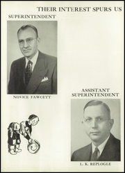 Page 12, 1950 Edition, West High School - Occident Yearbook (Columbus, OH) online yearbook collection