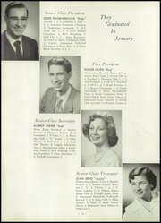 Page 16, 1950 Edition, West High School - Occident Yearbook (Columbus, OH) online yearbook collection