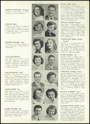 Page 17, 1950 Edition, West High School - Occident Yearbook (Columbus, OH) online yearbook collection