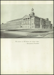 Page 6, 1950 Edition, West High School - Occident Yearbook (Columbus, OH) online yearbook collection