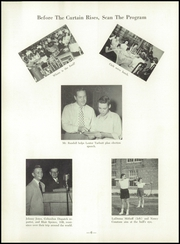 Page 10, 1951 Edition, West High School - Occident Yearbook (Columbus, OH) online yearbook collection