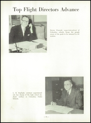 Page 12, 1951 Edition, West High School - Occident Yearbook (Columbus, OH) online yearbook collection