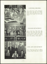 Page 15, 1951 Edition, West High School - Occident Yearbook (Columbus, OH) online yearbook collection
