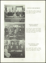 Page 17, 1951 Edition, West High School - Occident Yearbook (Columbus, OH) online yearbook collection