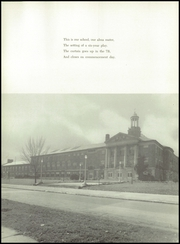 Page 8, 1951 Edition, West High School - Occident Yearbook (Columbus, OH) online yearbook collection