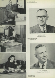 Page 14, 1953 Edition, West High School - Occident Yearbook (Columbus, OH) online yearbook collection