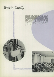 Page 8, 1953 Edition, West High School - Occident Yearbook (Columbus, OH) online yearbook collection