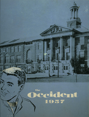 1957 Edition, West High School - Occident Yearbook (Columbus, OH)