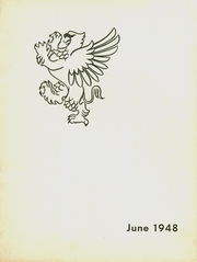 Page 1, 1948 Edition, Buchtel High School - Griffin Yearbook (Akron, OH) online yearbook collection