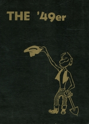 Page 1, 1949 Edition, Buchtel High School - Griffin Yearbook (Akron, OH) online yearbook collection