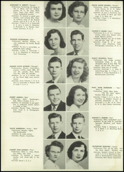 Page 14, 1949 Edition, Buchtel High School - Griffin Yearbook (Akron, OH) online yearbook collection