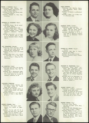 Page 17, 1949 Edition, Buchtel High School - Griffin Yearbook (Akron, OH) online yearbook collection