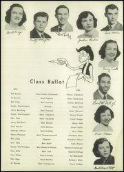 Page 8, 1949 Edition, Buchtel High School - Griffin Yearbook (Akron, OH) online yearbook collection