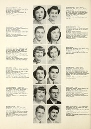 Page 10, 1951 Edition, Buchtel High School - Griffin Yearbook (Akron, OH) online yearbook collection