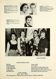Page 11, 1951 Edition, Buchtel High School - Griffin Yearbook (Akron, OH) online yearbook collection