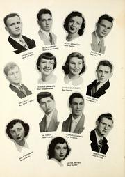 Page 14, 1951 Edition, Buchtel High School - Griffin Yearbook (Akron, OH) online yearbook collection