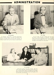 Page 12, 1955 Edition, Buchtel High School - Griffin Yearbook (Akron, OH) online yearbook collection
