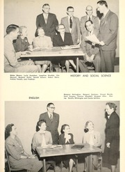 Page 13, 1955 Edition, Buchtel High School - Griffin Yearbook (Akron, OH) online yearbook collection