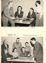 Page 15, 1955 Edition, Buchtel High School - Griffin Yearbook (Akron, OH) online yearbook collection