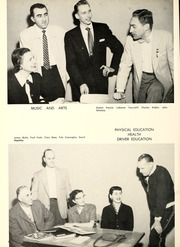 Page 16, 1955 Edition, Buchtel High School - Griffin Yearbook (Akron, OH) online yearbook collection