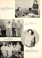 Page 17, 1955 Edition, Buchtel High School - Griffin Yearbook (Akron, OH) online yearbook collection