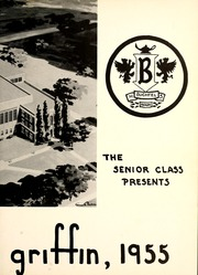 Page 7, 1955 Edition, Buchtel High School - Griffin Yearbook (Akron, OH) online yearbook collection