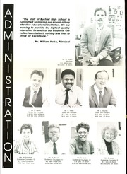 Page 6, 1988 Edition, Buchtel High School - Griffin Yearbook (Akron, OH) online yearbook collection