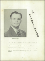 Page 9, 1950 Edition, Peters Township High School - Ember Yearbook (McMurray, PA) online yearbook collection