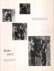 Page 5, 1973 Edition, Peters Township High School - Ember Yearbook (McMurray, PA) online yearbook collection