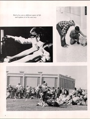 Page 8, 1973 Edition, Peters Township High School - Ember Yearbook (McMurray, PA) online yearbook collection