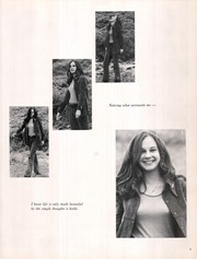 Page 9, 1973 Edition, Peters Township High School - Ember Yearbook (McMurray, PA) online yearbook collection