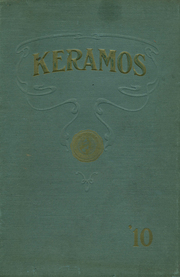 Page 1, 1910 Edition, East Liverpool High School - Keramos Yearbook (East Liverpool, OH) online yearbook collection