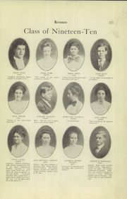 Page 11, 1910 Edition, East Liverpool High School - Keramos Yearbook (East Liverpool, OH) online yearbook collection
