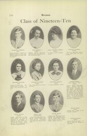 Page 12, 1910 Edition, East Liverpool High School - Keramos Yearbook (East Liverpool, OH) online yearbook collection