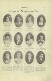 Page 9, 1910 Edition, East Liverpool High School - Keramos Yearbook (East Liverpool, OH) online yearbook collection