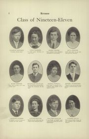 Page 10, 1911 Edition, East Liverpool High School - Keramos Yearbook (East Liverpool, OH) online yearbook collection