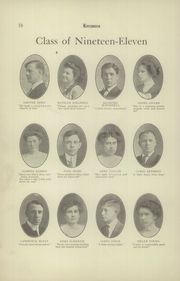 Page 12, 1911 Edition, East Liverpool High School - Keramos Yearbook (East Liverpool, OH) online yearbook collection