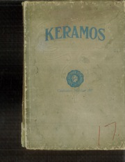 Page 1, 1917 Edition, East Liverpool High School - Keramos Yearbook (East Liverpool, OH) online yearbook collection