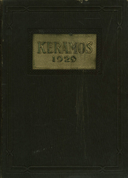 Page 1, 1929 Edition, East Liverpool High School - Keramos Yearbook (East Liverpool, OH) online yearbook collection