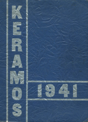 1941 Edition, East Liverpool High School - Keramos Yearbook (East Liverpool, OH)