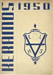 1950 Edition, East Liverpool High School - Keramos Yearbook (East Liverpool, OH)