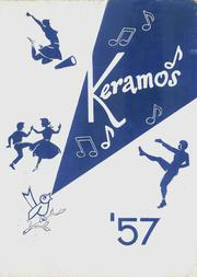 1957 Edition, East Liverpool High School - Keramos Yearbook (East Liverpool, OH)