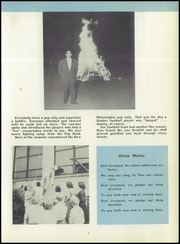 Page 11, 1957 Edition, East Liverpool High School - Keramos Yearbook (East Liverpool, OH) online yearbook collection