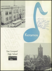 Page 5, 1957 Edition, East Liverpool High School - Keramos Yearbook (East Liverpool, OH) online yearbook collection
