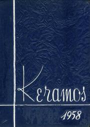 Page 1, 1958 Edition, East Liverpool High School - Keramos Yearbook (East Liverpool, OH) online yearbook collection