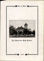 Page 13, 1923 Edition, Hawarden High School - Comet Yearbook (Hawarden, IA) online yearbook collection