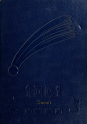 1951 Edition, Hawarden High School - Comet Yearbook (Hawarden, IA)