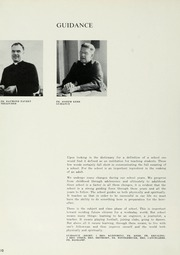 Page 14, 1956 Edition, Purcell Marian High School - Cavalier Yearbook (Cincinnati, OH) online yearbook collection
