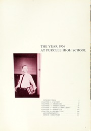 Page 5, 1956 Edition, Purcell Marian High School - Cavalier Yearbook (Cincinnati, OH) online yearbook collection